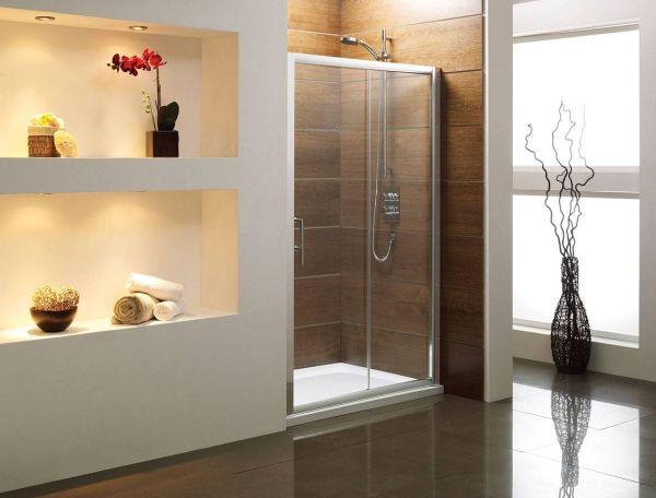 Modern Bathroom Perfect Sliding Door For Your Shower