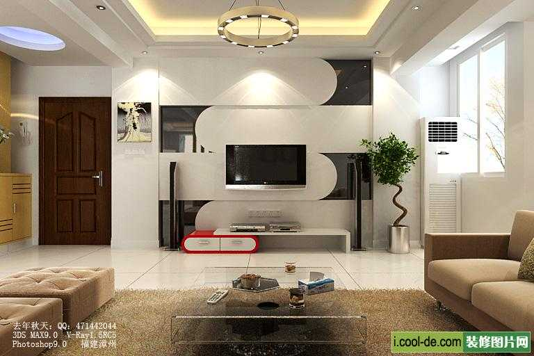 40 Contemporary Living Room Interior Designs Tv Furniture Ideas D Part 63