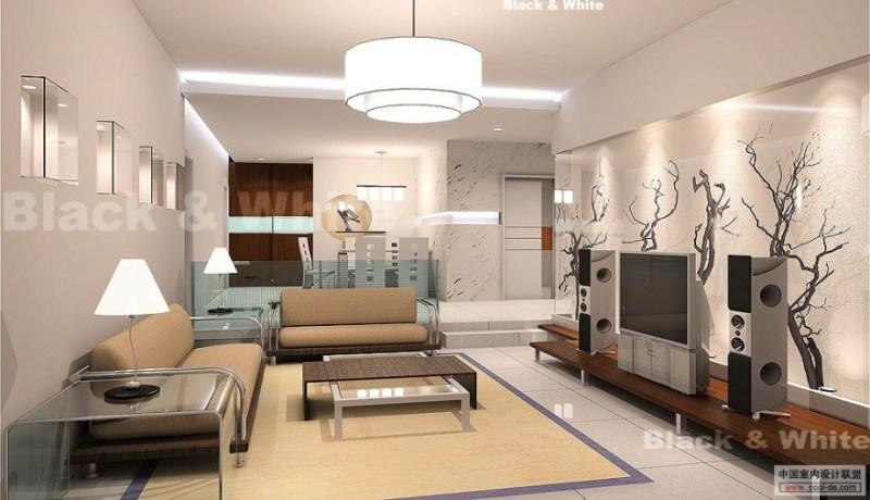 Modern Living Room Decor Pictures | Bluerosegames.com