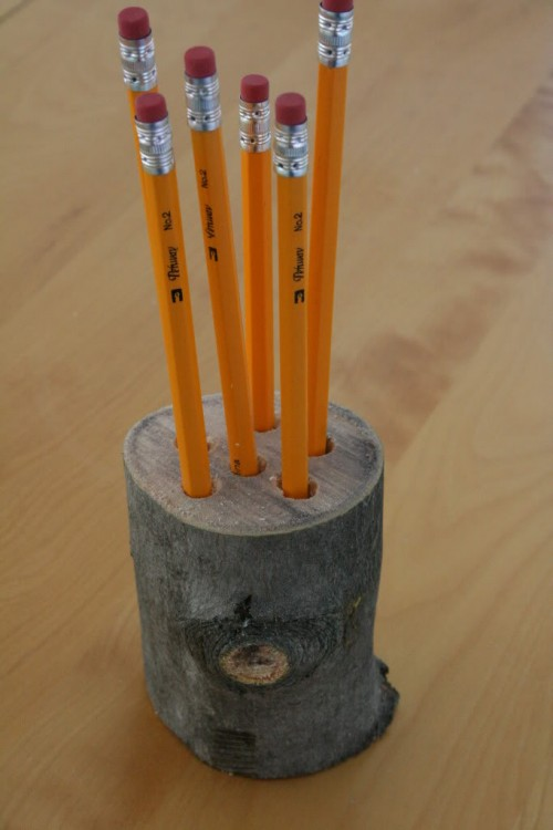 15 Diy Ideas Make Your Own Pencil Holders