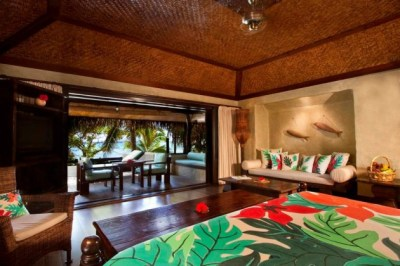 Top 10 Most Tropical Beach Resorts