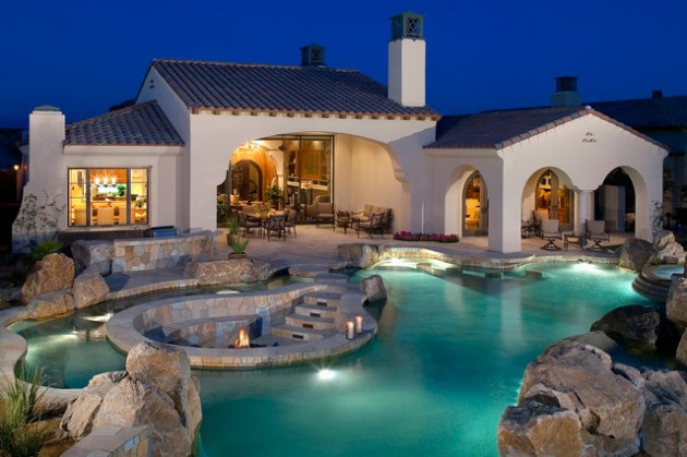 40 Fancy Swimming Pools For Your Home You Will Want To
