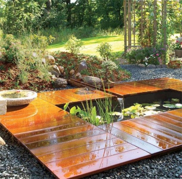 Backyard Garden Landscape Designs