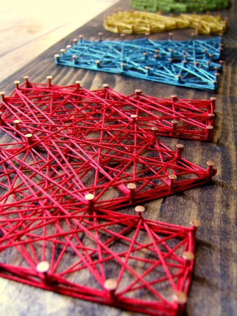 30 Creative Diy String Art Ideas