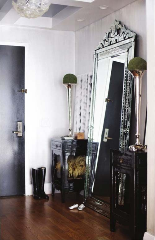 40 Magnificent Interior Designs With Big Big Mirrors