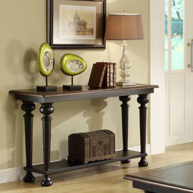A Collection Of 23 Elegant Console Tables