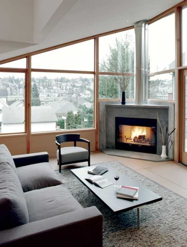 Family Room Window Ideas