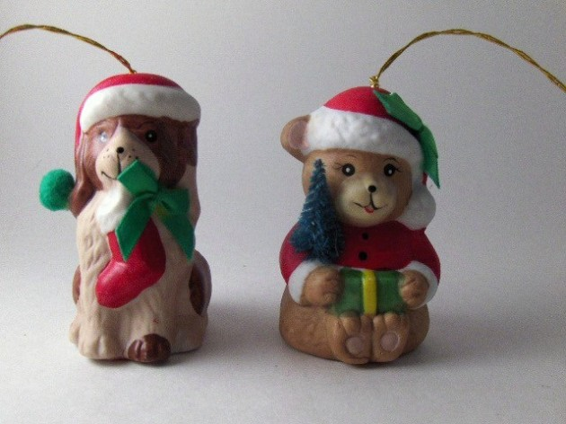20 Charming Vintage Christmas Decorations