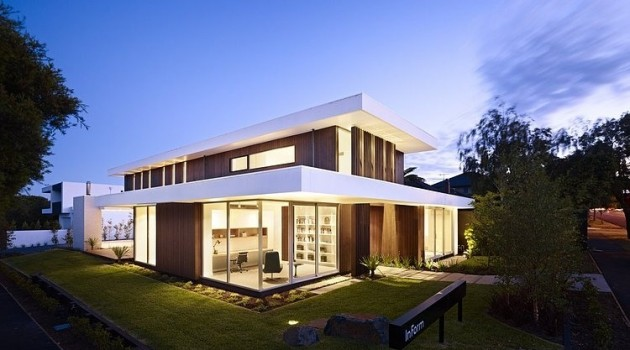 top 10 modern house designs Archives   Architecture Art Designs Top 10 Modern House Designs For 2013