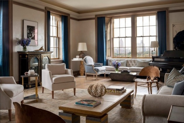 Fifth Ave Apartment In New York City