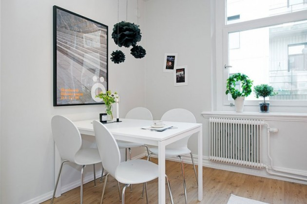 The Most Attractive 10 Scandinavian Apartment Designs