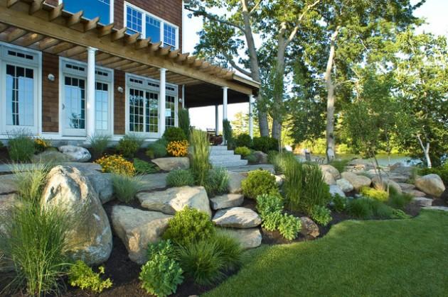 Outdoor Garden Ideas House