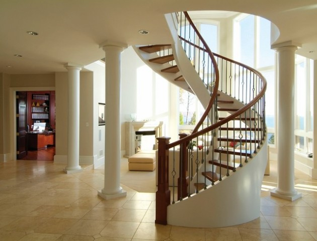 Home Decorating Ideas Staircase