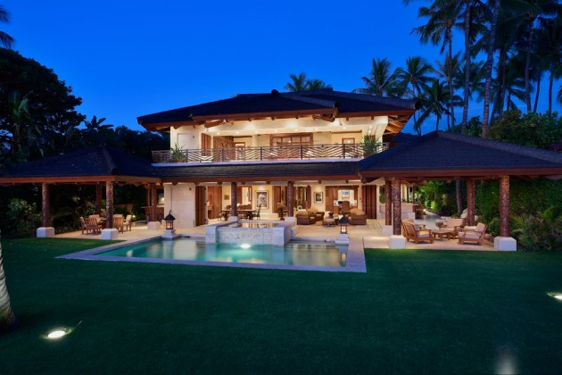 20 Spectacular Tropical Villa Designs To Warm You Up