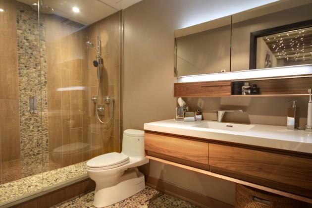 New House Bathroom Designs
