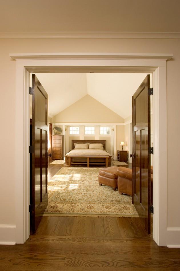 15 Marvelous Craftsman Bedroom Interior Designs For Inspiration