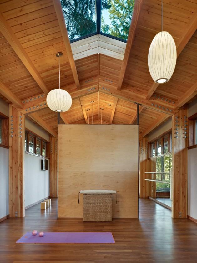 Zen Themed Interior Design