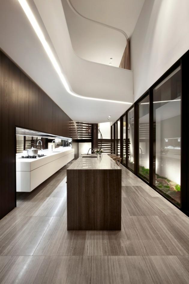 Luxury Modern Kitchen Images