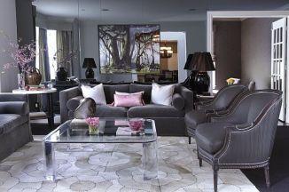 Living Room Ideas Dark
