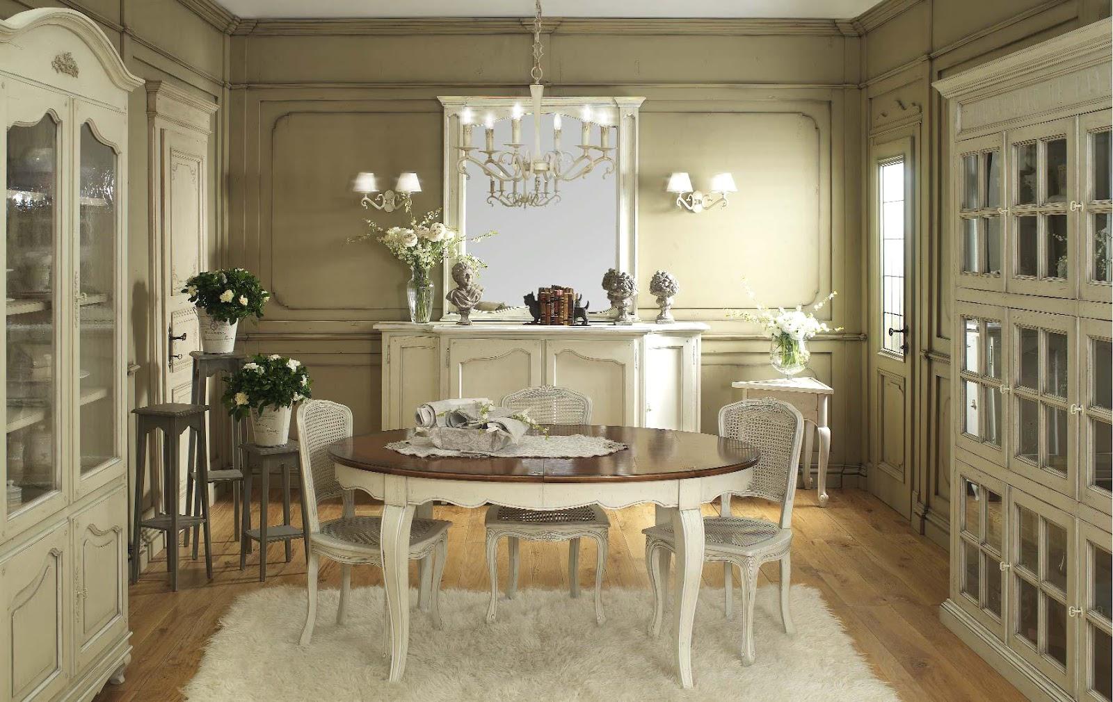 Shabby Chic and Interior Design