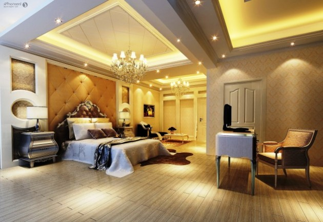 16 Exclusively Elegant Master Bedroom Designs That Offer