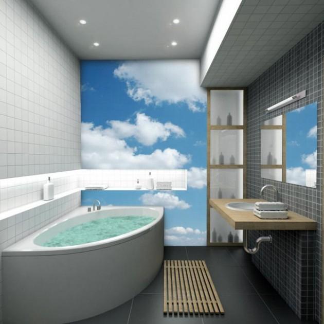 Bathroom Decor Art