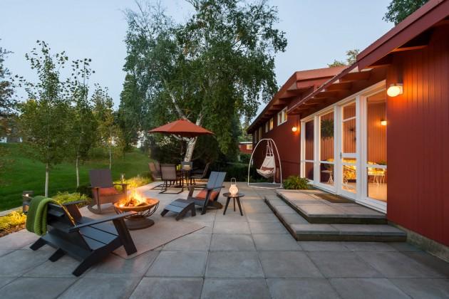16 exceptional mid century modern patio