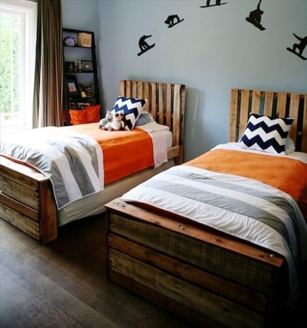 Top 28 Insanely Genius DIY Pallet Indoor Furniture Designs
