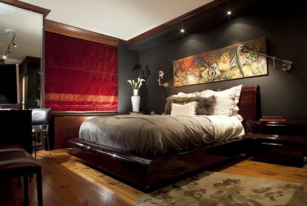 15 Splendid Masculine Bedroom Design Ideas For Men With Style