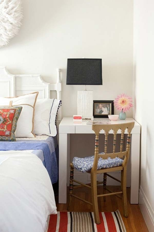15 Insanely Clever Tips To Decorate Your Tiny Bedroom On A Budget