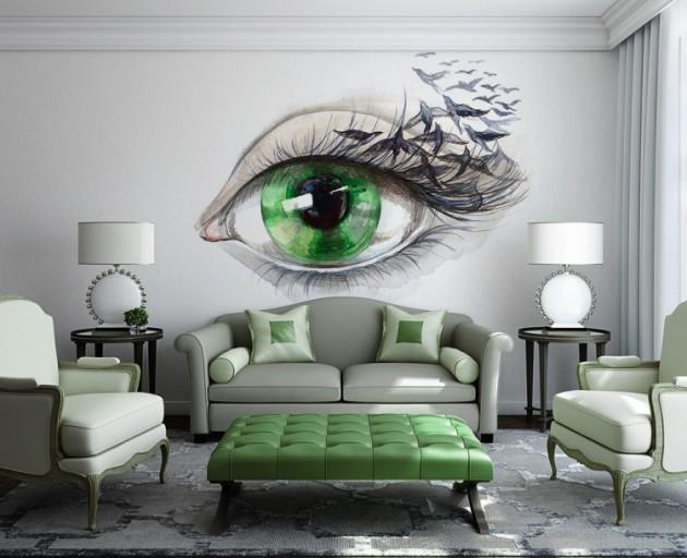 Apartment Living Room Wall Decor