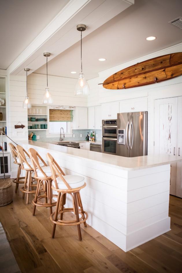 Beach House Kitchen Decorations