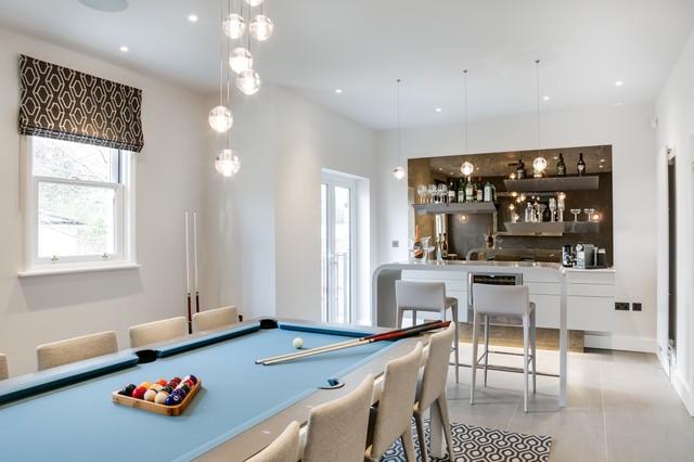 17 Incredible Contemporary Home Bar Designs You Re Going