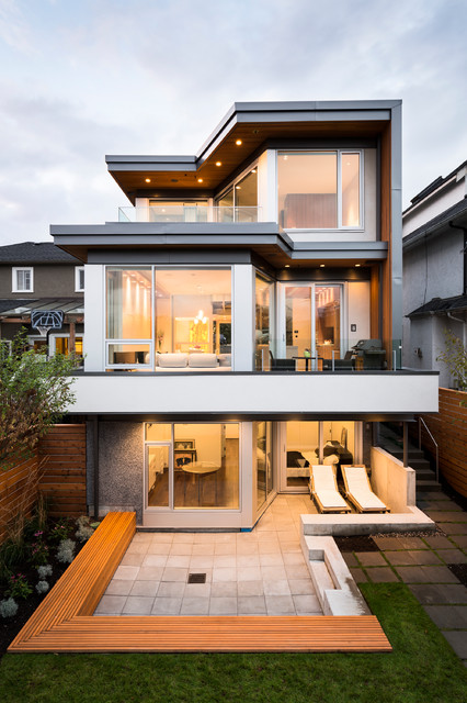 20 Unbelievably Beautiful Contemporary Home Exterior ...