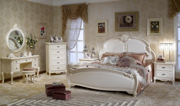 15 gorgeous french bedroom design ideas