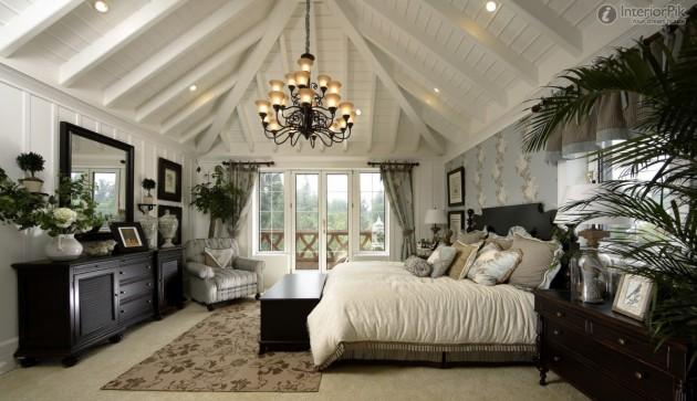 15 Beautiful Ideas For Decorating Cozy Attic Room