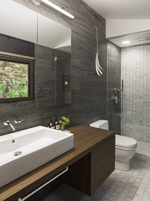 16 Beautiful Mid Century Modern Bathroom Designs That Are