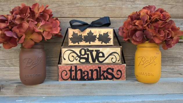20 Super Cool Diy Thanksgiving Decorations For Your Home Homesthetics Decor 8