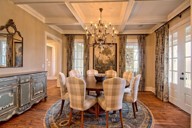 16 Luxury Traditional Dining Rooms That Will Turn Your