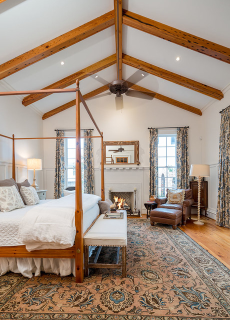 16 Sophisticated Traditional Bedroom Designs That Provide