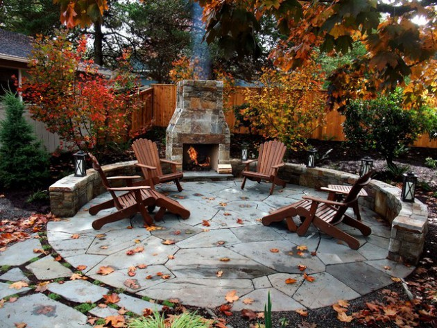 Small Back Garden Designs