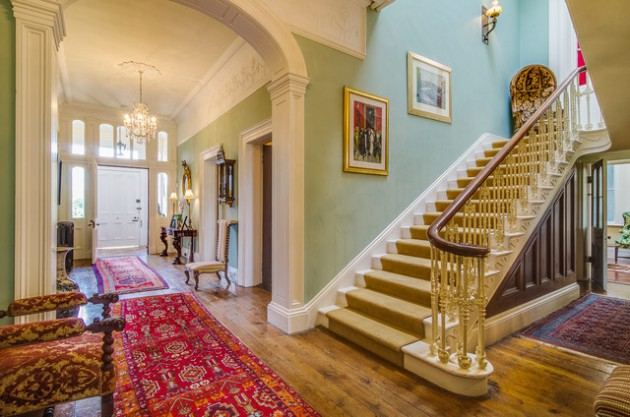 18 Impressive Traditional Staircase Designs You Ll Fall For