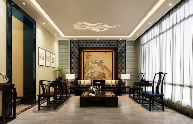 17 Divine Asian Inspired Living Room Designs That Exudes