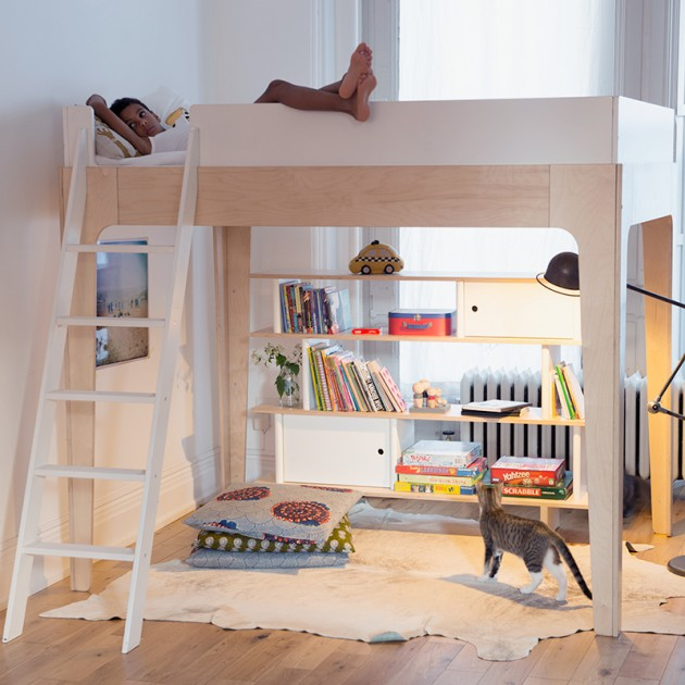 17 Marvelous Space Saving Loft Bed Designs Which Are Ideal