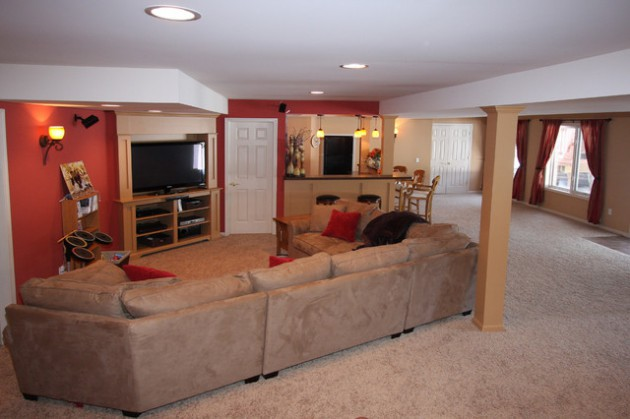 Top 18 Inexpensive Ideas For Basement Remodeling That