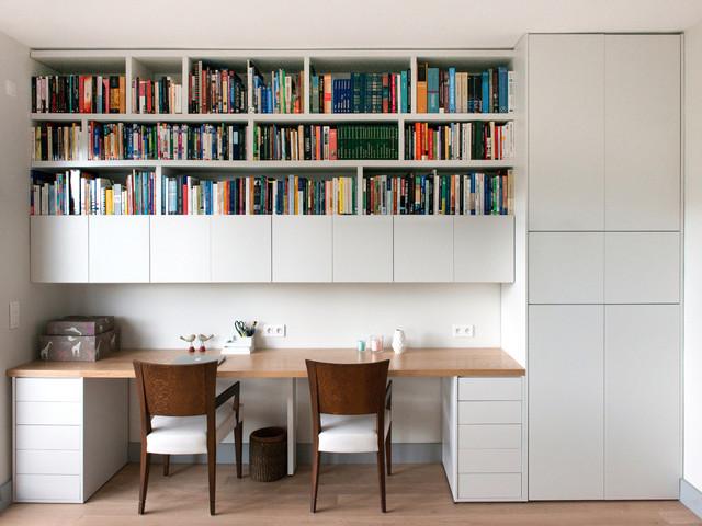 15 Inspirational Scandinavian Home Office Designs That