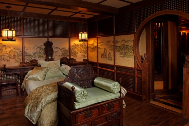 16 Soothing Asian Bedroom Designs For The Ultimate Enjoyment