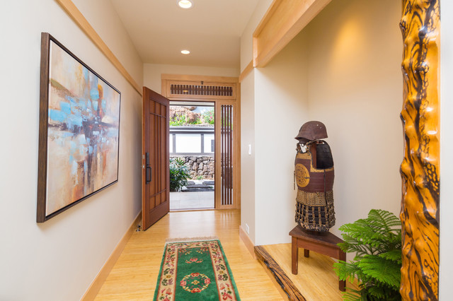 16 Welcoming Asian Entry Hall Interior Designs That Will