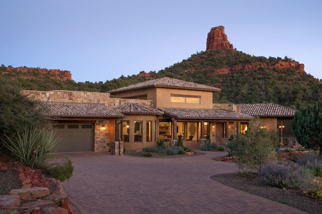 15 Captivating Southwestern Home Exterior Designs Youll Fall For