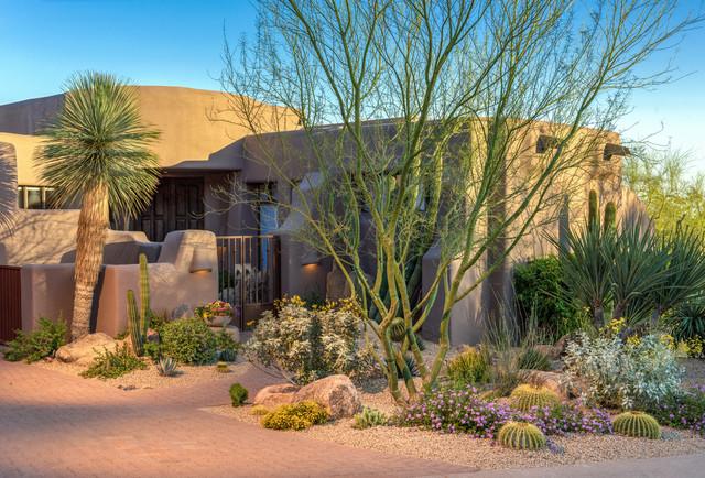 16 Amazing Southwestern Landscape Designs That Will